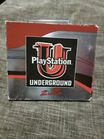 Sony PlayStation Underground 2.2 Volume 2 Issue 2 Demo Disc PS1 PSOne Video Game