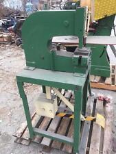 Whitney Jensen Punch Press Kick Foot Pedal Used Roper