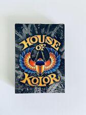 House of Kolor Playing Cards Kustom Cards & Trucks Poker Deck