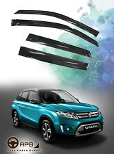 For Suzuki Vitara 15-20 Deflector Window Visors Guard Vent Weather Shield Visor