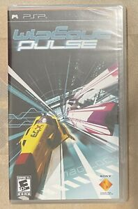SONY PSP WIPEOUT PURE 2008 SONY Computer Entertainment First 1st Print MISB