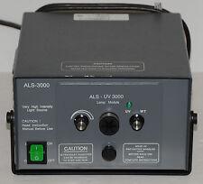 Atlas ALS-UV3000 Very High Intensity UV /White Light Source UV 3000