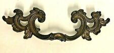 "Vintage Pull French Provincial Keeler 7 1/8 "" - 3 1/2"" Center"