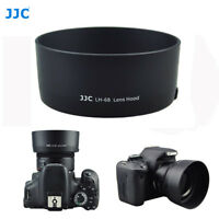 JJC Reversible Lens hood Shade for Canon EF 50mm f/1.8 STM Lens as Canon ES-68