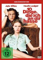 10 Dinge,die ich an dir hasse (Jubiläumedition)                        DVD   049