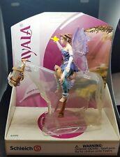 Limeya Bayala Elf Riding Set Figurine Schleich - 42099 Rider and saddle MIP
