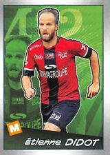Stickers Panini Foot Championship of France 2017-18 - N° 522