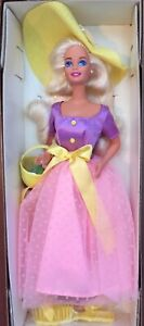 Avon Spring Blossom Barbie - First In A Series