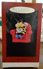 Hallmark Keepsake Ornament Sew Sweet Mint In Box
