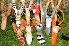 10 pack of assorted Animal Slingshots