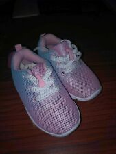 3-12m Pink Hearts Xplorys Little Treasures Sneakers Baby Shoes ON SALE WAS£15