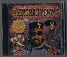 Afrika Bambaataa & Timezone - Everyday People [CD]