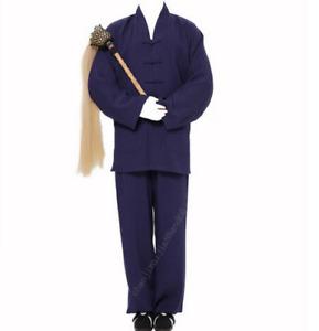 Linen Wudang Taoist Uniform Taiji Martial Arts Shaolin Yongchun Clothes