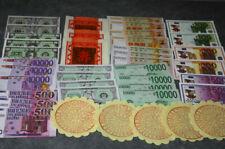 Lot de 40 billets divers de la Banque de l'enfer (Chinese Hell bank Note) Chine