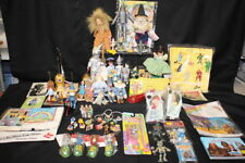 Large Mixed Lot of 75 Pc. Wizard of OZ Collectibles Toys, Ornaments, Paper Goods