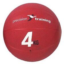 Precision Training 4kg Rubber Medicine Ball - Balls
