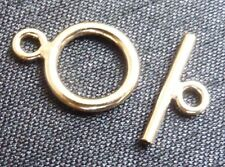 Gold filled 14/20  small Toggle Clasp necklace clasp jewelry / jewellery clasp