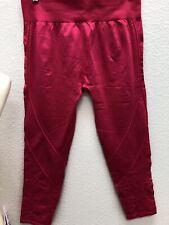 04763ca3f0 Fabletics Women's Luciana Capri Tight Leggings Cosmo Large 10/12 NWT