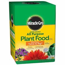 Miracle-Gro 160101 Water-Soluble All Purpose Plant Food 24-8-16 1-Pound