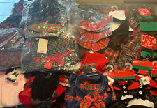 59 pieces Wholesale lot Dog dresses and harness  Zack and Zoey and other brands