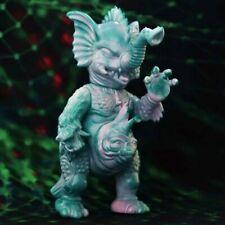 Unbox x Paul Kaiju BOSS CHARGED Frost Ver Mockbat Sofubi Vinyl Figure