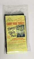 TURKEY TOTE. Turkey Hunting FIELD GAME CARRIER. Brand New