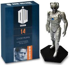 OFFICIAL Doctor Who FIGURINA RACCOLTA N. 3 Cyber Controller l'età dell'acciaio