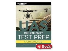 ASA Test Prep: Remote Pilot (eBook PDF) [TP-UAS-PD]
