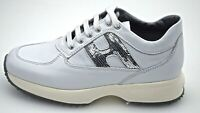 HOGAN JUNIOR INTERACTIVE BAMBINA SCARPA SNEAKER CASUAL ART. HXC00N0O2418GQ0351