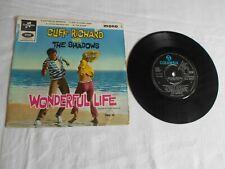 Cliff Richard Shadows Wonderful Life No 2 1964 Original Mono EP NM SEG 8354