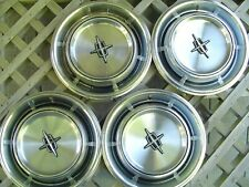 VINTAGE 1970 1971 1972 1973 LINCOLN MERCURY HUBCAPS WHEEL COVERS CENTER CAPS