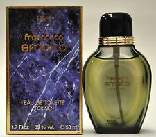 Francesco Smalto Men's Eau de Toilette Spray 1.7oz/50ml  ( ASIS Images)