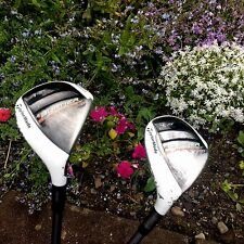 TaylorMade Burner Superfast 2.0 #3,18,4,21 Hybrid Set Rescue Golf Club Wood Iron