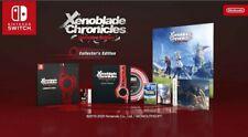 Xenoblade Chronicles Definitive Edition Collector's Edition Nintendo Switch NEU