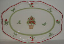 Villeroy & Boch Joy Noel Oval Serving Platter