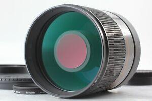 [MINT w/ Hood] Nikon New Reflex Nikkor C 500mm f/8 Mirror Telephoto From JAPAN