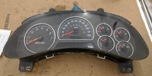 Speedometer US Cluster With Driver Information Display Fits 02-04 ENVOY 295726