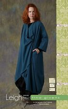 THE LEIGH COAT SEWING PATTERN, from Tina Givens, *NEW*
