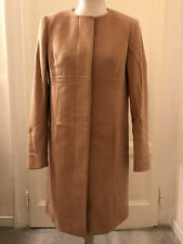 Cappotto lana cammello STEFANEL wool camel coat IT42 UK10 EU38