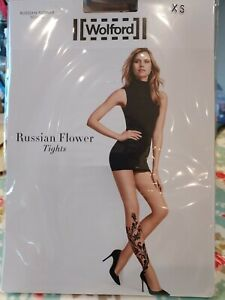 Wolford Russian Flower Tights