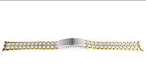 20-18-16-14-12mm Edelstahl Uhrenarmband Uhrenband Uhrenarmbänder 002
