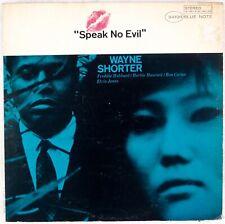 WAYNE SHORTER: Speak No Evil US Blue Note 84194 Jazz LP Vinyl