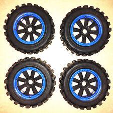 1/5 TRAXXAS X-MAXX Wheels Tire RC Monster truck Rim 4pcs + wheel nuts X maxx