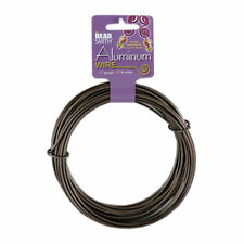 Aluminum Round Craft Wire Bead Smith Wire 12 gauge 39 ft