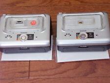 2 Kodak EasyShare Dock Printers With Photo Accessories