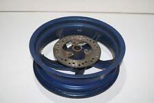 Felge hinten in blau für Aprilia SR 50 Di-Tech - ZD4RLB