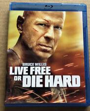 Live Free or Die Hard Blu-ray Release Date November 20, 2007