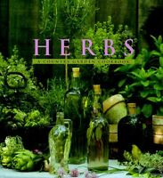 Herbs: A Country Garden Cookbook by Rosalind Creasy