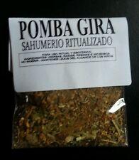 ☆ POMBA GIRA ☆ SAHUMERIO RITUALIZADO ☆ MAGIC HERBAL INCENSE RITUALICED ☆