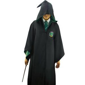 Official Harry Potter Warner Bros licence Slytherin Robe